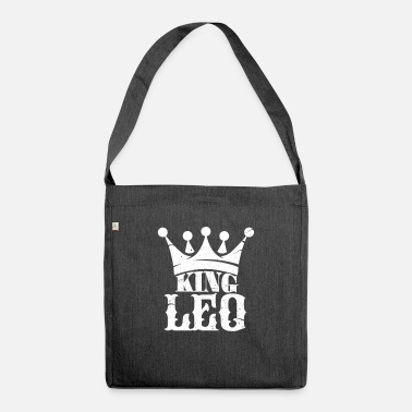 Zodiac Zodiac Leo Zodiac Zodiac Leo - Shoulder Bag recycled