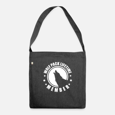 Wolfpack Wolfpack - Shoulder Bag recycled