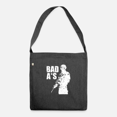 Swat Good Cop Bad Police Officer y Bad Boy - Bolsa de tela reciclado
