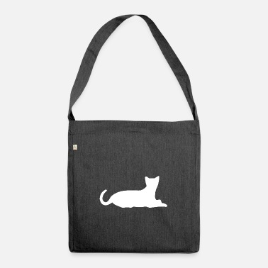 Cat Cat Cat Cat Cat Cat Cat - Shoulder Bag recycled