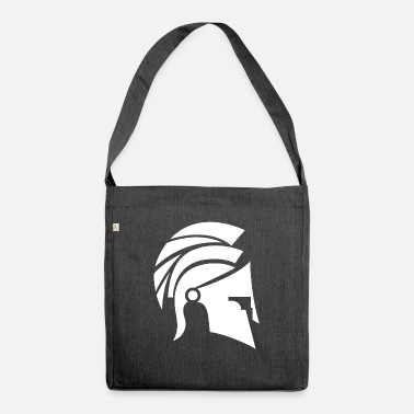 Warrior Be a warrior! Warrior! Vento Warriors! - Shoulder Bag recycled