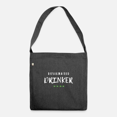 Irishwomen Designated Drinker - Shoulder Bag recycled