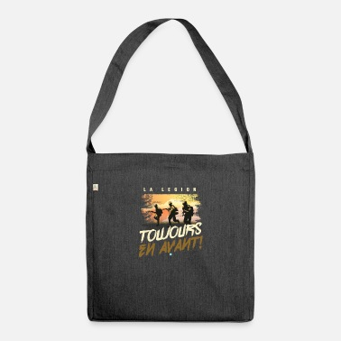 Legion Foreign Legion - La legion gift - Shoulder Bag recycled