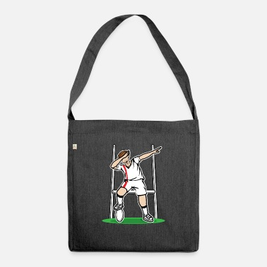 Dabbing Rugby Player | 2019 Fans Kit for - Shoulder Bag recycled