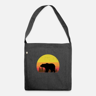 Scheming Daddy Bear Color Scheme Daddy Bear Color Scheme - Shoulder Bag recycled