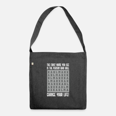 Socialist Tote Shoulder Bag Statement Shopper Gift Funny Politics Socialism