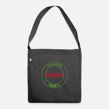 Arabic 100% Dezed Guarantee - Shoulder Bag recycled