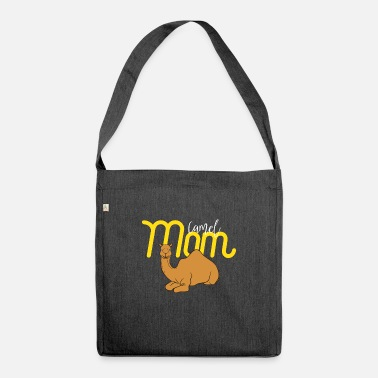 Arabia Camel Mom - Gift For Mom - Camel Lover Gift - Shoulder Bag recycled
