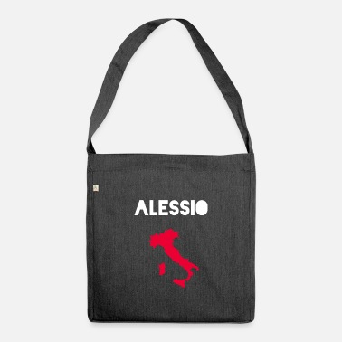 Northern Italy Alessio Italy Northern Italy Italia Shirt - Shoulder Bag recycled