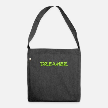 Bed With Satisfaction Dreamer Dreaming Sleeping Hope Confidence Shirt - Shoulder Bag recycled