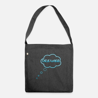 Bed With Satisfaction Dreamer Cloud Sleep Hope Confidence Shirt - Shoulder Bag recycled