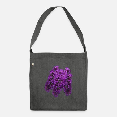 Lilac lilac - Shoulder Bag recycled
