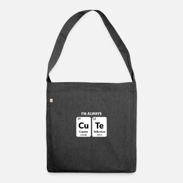 Engineering Science Lovers Teacher Student Funny Sayings Gift - Shoulder Bag recycled