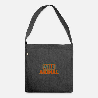 Wild Animal Wild animal - Wild animals - Shoulder Bag recycled