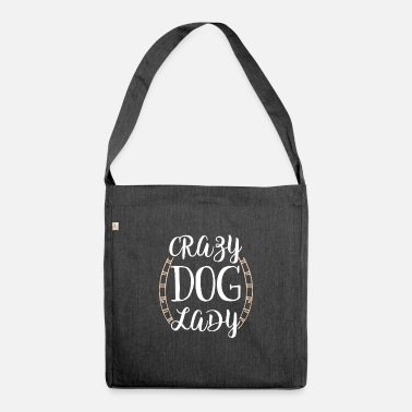 Dog Owner Dog owner - dog owner - dog - dog - Shoulder Bag recycled