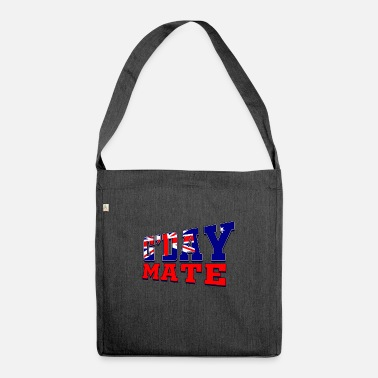Gday G'Day Mate - Shoulder Bag recycled