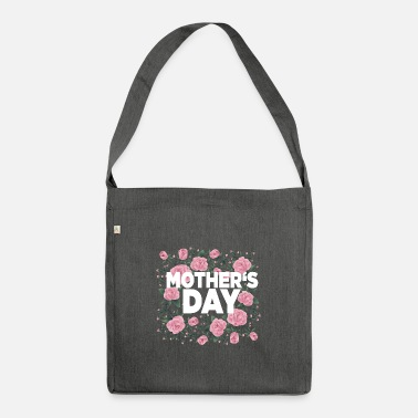 Mother's Day Mother's Day - Mother's Day - Shoulder Bag recycled