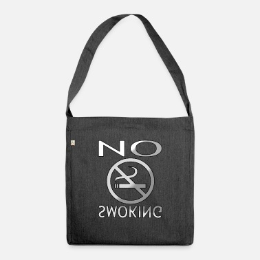 Non-smoking Non-smoking non-smoking - Shoulder Bag recycled
