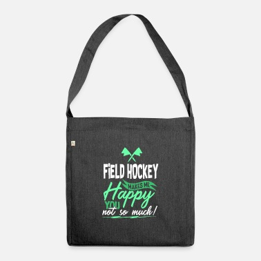 Field Hockey Field Hockey - Field Hockey - Shoulder Bag recycled