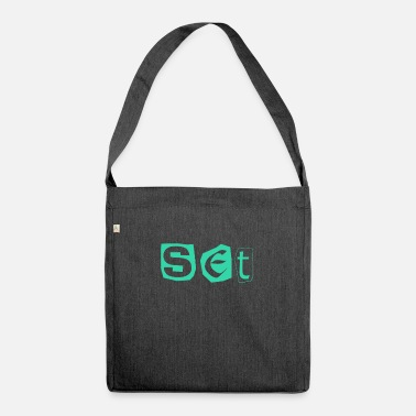 Set set - Shoulder Bag recycled