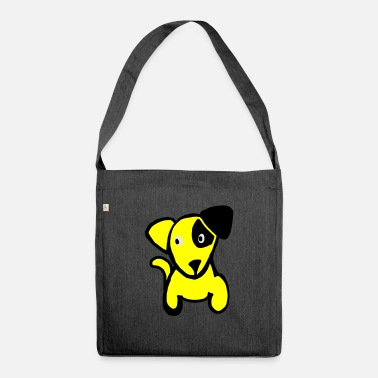 Doggie Doggy - Shoulder Bag recycled