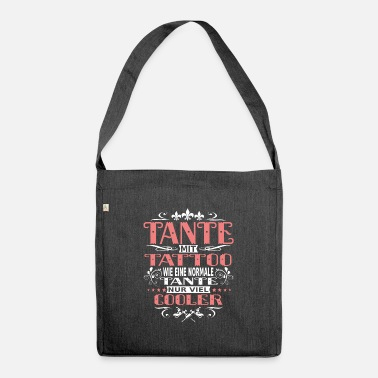 Sister In Law Best Aunt Gift sister sister-in-law - Shoulder Bag recycled