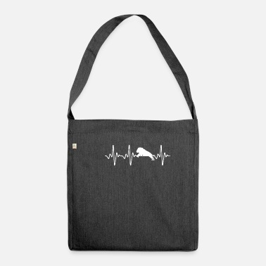 Mammal Mammal Heartbeat - Shoulder Bag recycled