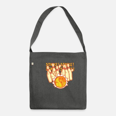 Hits Hit! Hit! - Shoulder Bag recycled
