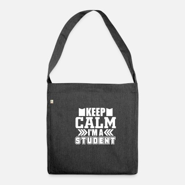 Students Student Student Student Student - Shoulder Bag recycled