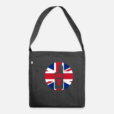 Vape Vaping Vape July 4th, July - Shoulder Bag recycled
