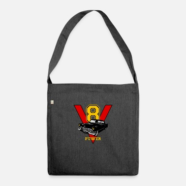 V8 v8 - Shoulder Bag recycled