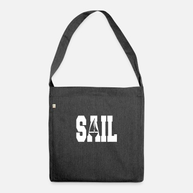 Sail - Shoulder Bag recycled