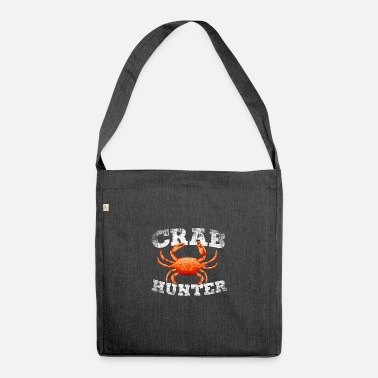 Aquarium Crab animal lover - Shoulder Bag recycled