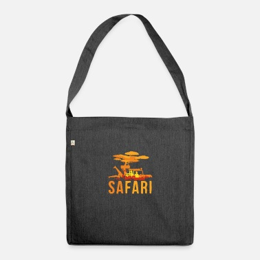 Safari Safari Safari Safari - Shoulder Bag recycled