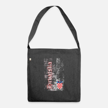 Hrvatska - Shoulder Bag recycled