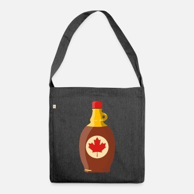 Syrup Maple Syrup - Shoulder Bag recycled