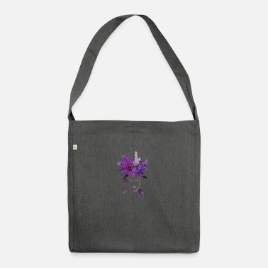 Lilac Lilac girl - Shoulder Bag recycled