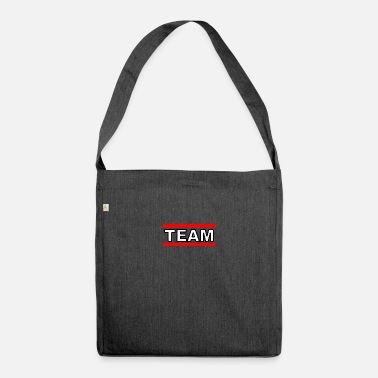 TEAM - Shoulder Bag recycled