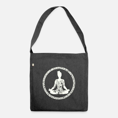 yoga - Shoulder Bag recycled