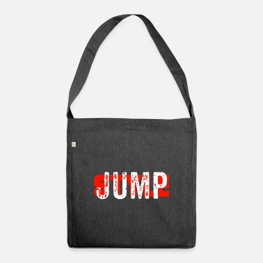 Jumpstyle Jumpstyle - Umhängetasche aus Recyclingmaterial