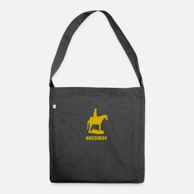Horseman horseman - Shoulder Bag recycled