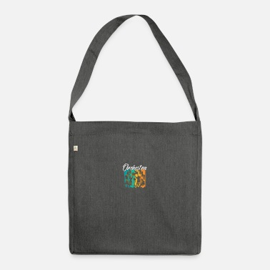 Orchestra orchestra - Shoulder Bag recycled