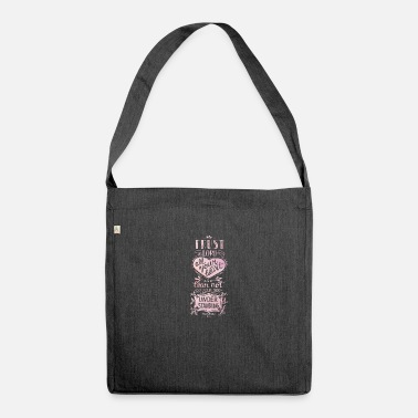Bless You Trust The Lord Your Heart Christian Religious - Shoulder Bag recycled