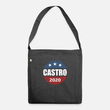 Castro Julian Castro - Julian Castro 2020 - Skuldertaske af recycling-material