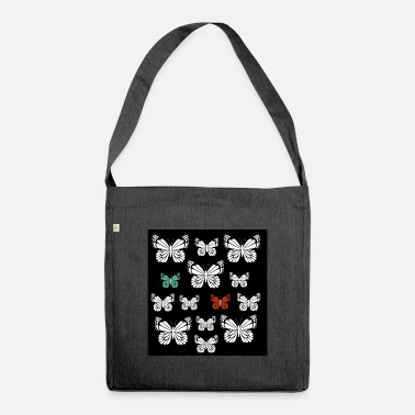 Nature Lovers Butterfly nature lover nature lover - Shoulder Bag recycled