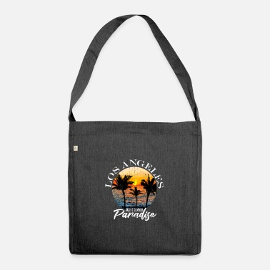 Los Angeles Los Angeles America vacation gift - Shoulder Bag recycled