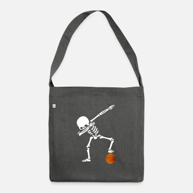Basketball Basketball basketball gift gift idea - Shoulder Bag recycled