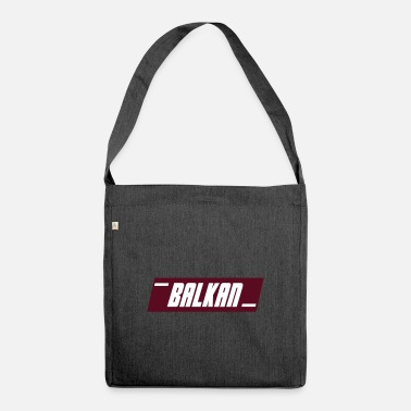 Balkan Balkans - Shoulder Bag recycled