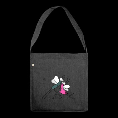 Ballroom dancing Djen - Shoulder Bag made from recycled material