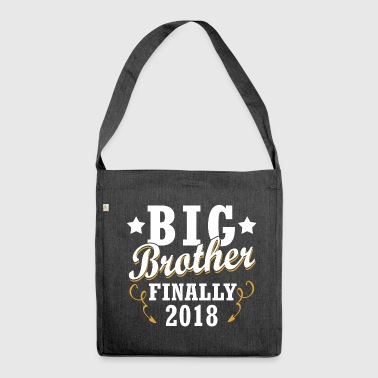 Big Brother Finally 2018 Finally Big Brother - Shoulder Bag made from recycled material